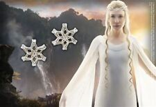 The Hobbit Lotr Galadriel Ring Earrings Sterling Silver Collectable Jewelry