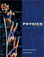 Physics: A Conceptual World View, 7th Edition (Available 2010 Titles Enhanced W