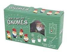 Gift Republic Novelty Mini Garden Gnomes