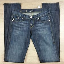 Rock & Republic Costello Straight Leg Stretch Womens Jeans Size 25 EUC (B16)
