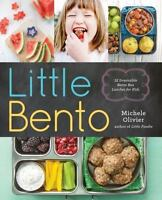 Little Bento: 32 Irresistible Bento Box Lunches for Kids (Paperback or Softback)