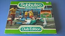 More details for vinatge subbuteo club edition, early 1980's,