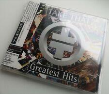 ***JAPAN***TAKE THAT - GREATEST HITS JAPANESE CD ALBUM
