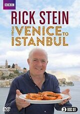 Rick Stein From Venice to Istanbul 5060352302400 DVD Region 2