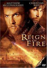 Reign of Fire DVD