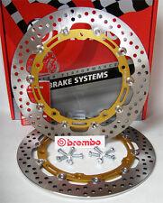 BREMBO Carreras Discos de freno BMW S1000RR 2009-2012-5,5mm/320mm con ABE