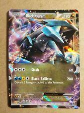Black Kyurem EX 95/135 Plasma Storm -  Near Mint Pokemon Card Ultra Rare NM