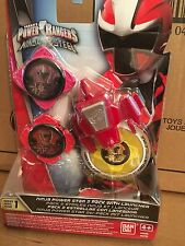 Power Rangers Ninja Steel Power Star Booster Pack de 2 avec Lanceur Série 1