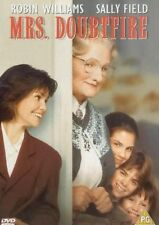 MRS DOUBTFIRE DVD - FEATURING ROBIN WILLIAMS