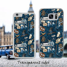 Ravenclaw Blue Hedwig Owl Case Cover