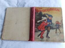 THE ROSEBUD ANNUAL 1ST EDITION 1920  LOUIS WAIN ILLUSTRATIONS