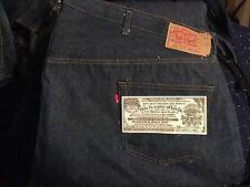 Vtg Deadstock Valencia Nwt Nos Rare Redline 501s Jeans Usa 60 34 1966 #524
