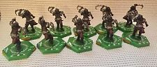 Lord of the Rings Miniatures Game Combat Hex X10 Orc Soldier FE1&2&3