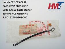 Honda C92 C95 CA92 CA95 CB92 CB95 CS92 CA160 Cable Starter Battery 32601-201-000