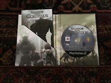 Shadow of the Colossus Sony PlayStation 2 PS2 with manual