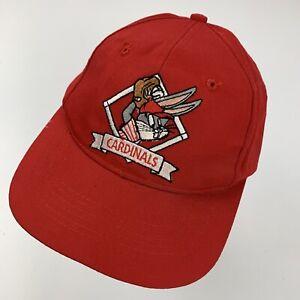 St Louis Cardinals Looney Tunes Kids Ball Cap Hat Snapback Baseball Bugs Bunny