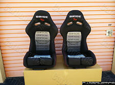 Bride Stradia II Style - XL SIZE FRP Racing Seat Bride Center Writing