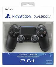 Ps4 v2 JOYPAD Ufficiale Sony Playstation 4 NERO DUALSHOCK CONTROLLER 4 versione 2