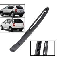 Rear Windshield Wiper Arm Blade Set Kit For Hyundai Tucson Kia Sportage 04-09