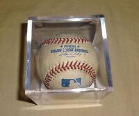 2000 Seattle Mariners JOHN OLERUD Game Used Foul hit Ball Baseball 7/24/2000