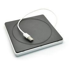 USB 2.0 IDE Apple MacBook Laptop CD/DVD ROM Drive External Slim Slot-in Box Case