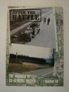 After The Battle # 56 (Hanns Rauter SS, Savoia Machetti, Bahrain, Warsaw, Malta)