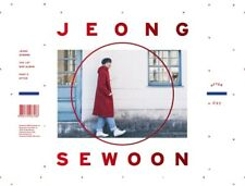 K-POP JEONG SEWOON 1st Mini Album PART.2 [AFTER] DAY Ver. CD+Photobook+Photocard