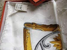 Hermes Scarf Authentic with Original Hermes Box New with Tags Neiman Marcus 1995