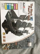 The Black Pearl's Ship 3D Puzzle Pirates of the Caribbean Buildream New in box