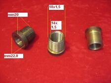 riduzione  in bronzo per candele tipo lungo