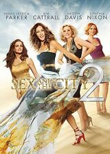 SEX AND THE CITY 2 // DVD neuf