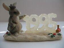 Binkeys 1995 Ice Sculpture Charming Tails Retired 87572 Silvestri Dean Schiff