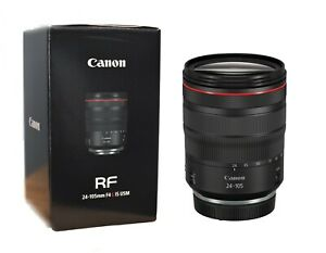 NEW. CANON RF 24-105mm f/4 L IS USM Lens. 2 Years Warranty