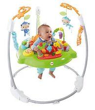 Mattel Fisher-Price Spielspaß Rainforest Jumperoo Babywippen Schaukeln NEU