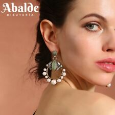 Originales Pendientes Mujer Perlas Aros Diseño Luxury Joya Accesorio Regalo