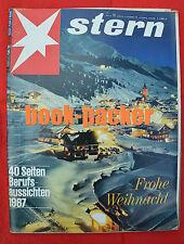 STERN 1966 Nr. 52: Renate Ewert /Berufsaussichten 1967 /Katastrophen Luftverkehr