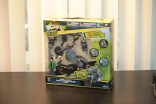 BEN 10 Ultimate ALIEN VEHICLE Figure Set  NEW & SEALED (2010)