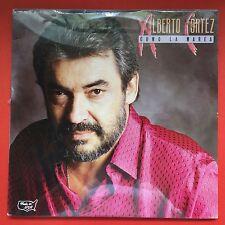Alberto Cortez Como La Marea 1987 EMI HISPAVOX NEW MINT