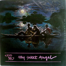 "7"" NDW MEGA RARE 1985 IN MINT- ! TRIO : My Sweet Angel"