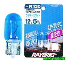 Simoni Racing R130 kit 2 lampadine Raybrig T10 - 12V/5W superbianco