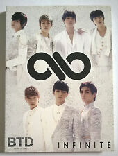 Infinite BTD Before The Dawn Limited Ed. Japan Press CD + Booklet NO Photocard
