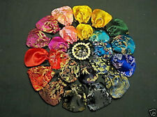 sale 10 pcs Chinese Handmade Classic Silk Jewellery Pouch/Coin Purse Gift Bag