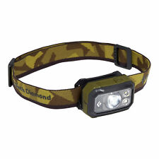 Black Diamond Storm 375 Waterproof All Purpose Bright Light Headlamp, Olive