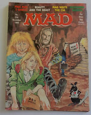 November Monthly Mad Humour Magazines