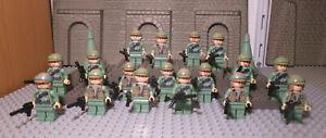 (J6/5) Lego Star Wars Figurines Endor Rebels 4 Pieces Random with Weapon KG