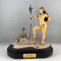 Frank Frazetta Ghoul Queen Statue Figure 2002 Limited Edition Rare - No Box