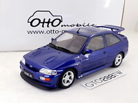 OTTO 1:18 scale Ford Escort RS Cosworth 1992 Blue(OT791 / LE1500 / Ottomobile)