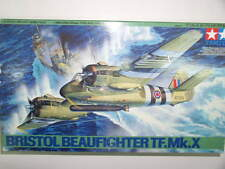 Tamiya 1/48 Bristol Beaufighter TF.Mk.X Model Air Plane Kit  #61067