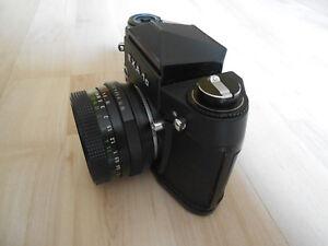 EXA 1c Objektiv/Lens Pentacon auto 1,8/50 Multi Coating Spiegelreflexkamera