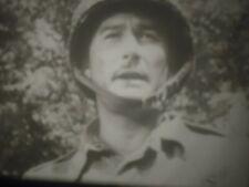 16mm Objective, Burma! Errol Flynn Henry Hull William Prince George Tobias 1945